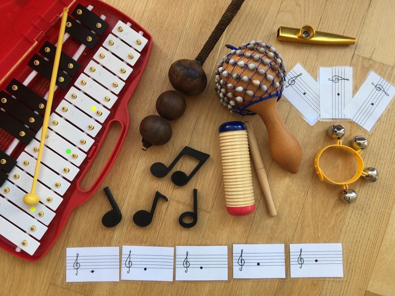 Nouveaux cours d'initiation musicale Jaques-Dalcroze